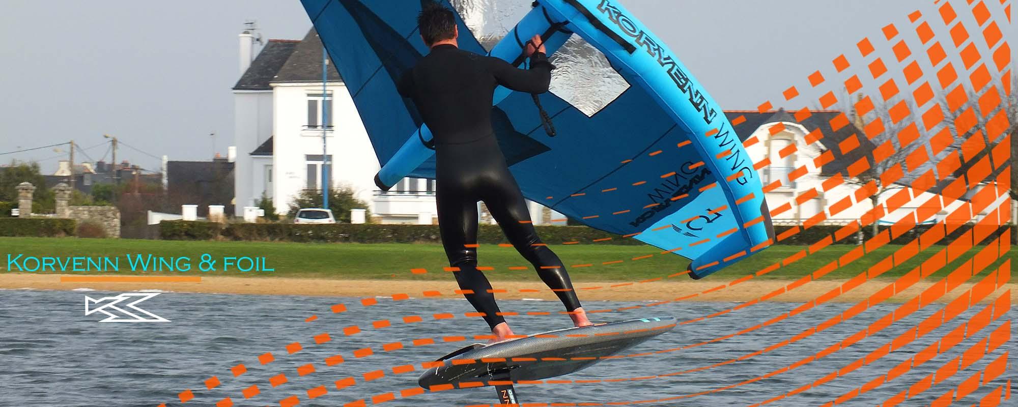 Korvenn wing surf & foil